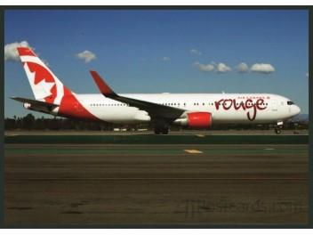 Air Canada Rouge, B.767