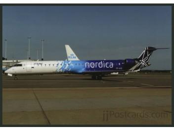 Nordica, CRJ 900