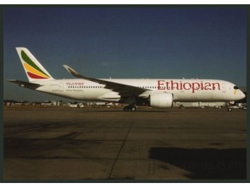 Ethiopian, A350