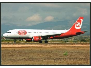 Niki, A320