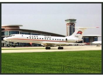 Air Koryo, Tu-134