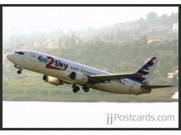 Go2Sky, B.737