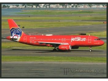 Jet Blue, A320