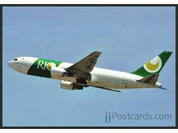 Rio Linhas Aéreas, B.767