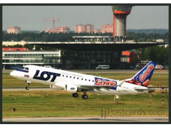LOT, Embraer 175
