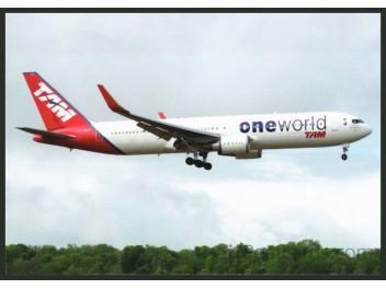 LATAM Brasil/TAM/oneworld, B.767