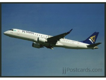Air Astana, Embraer 190