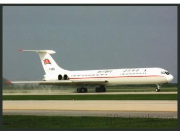 Air Koryo, Il-62