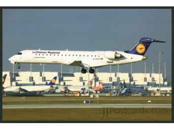 Lufthansa City Line, CRJ 701