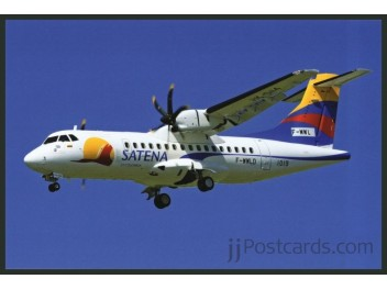 SATENA Colombia, ATR 42
