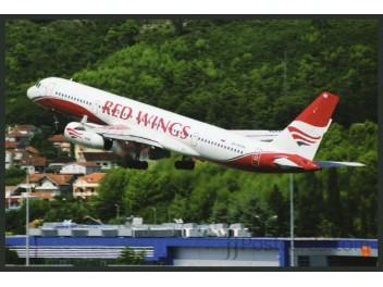 Red Wings, Tu-204