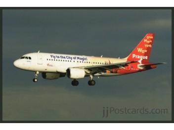 CSA Czech Airlines, A319