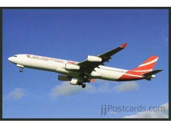 Air Mauritius, A340