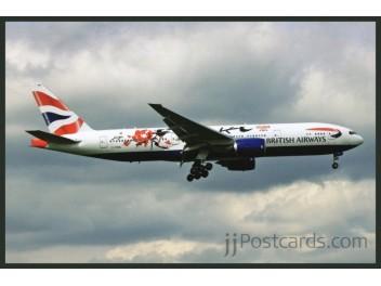 British Airways, B.777
