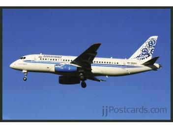 Moskovia Airlines, Sukhoi SJ 100