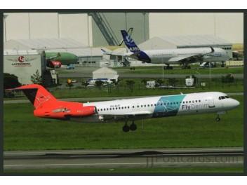 Denim Air (NL), Fokker 100