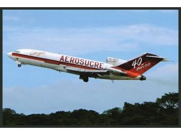 Aerosucre Colombia, B.727