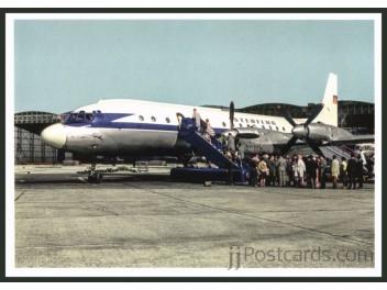 Interflug, Il-18