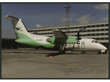 Wideroe, DHC-8