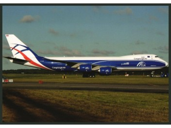 CargoLogic Air, B.747