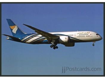 Oman Air, B.787