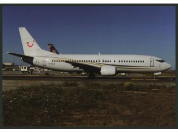 JetairFly - TUI Belgium, B.737