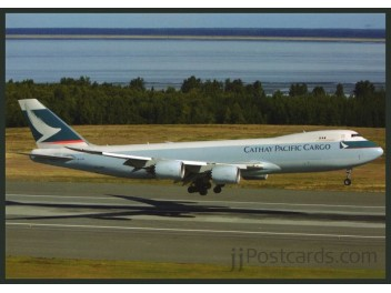 Cathay Pacific Cargo, B.747