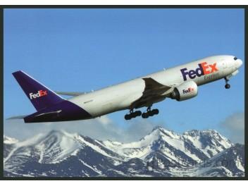 Federal Express - FedEx, B.777F