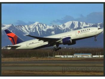Delta Air Lines, B.777