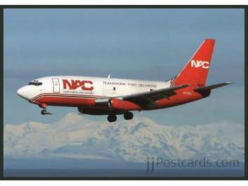 Northern Air Cargo - NAC, B.737