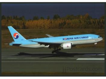 Korean Air Cargo, B.777F