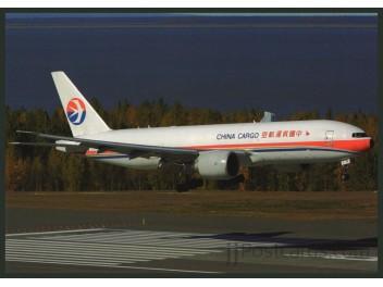 China Cargo, B.777F