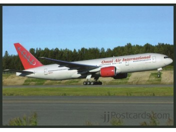 Omni Air International - OAI, B.777