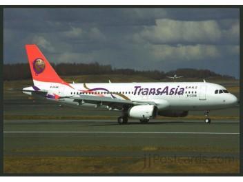 TransAsia Airways, A320
