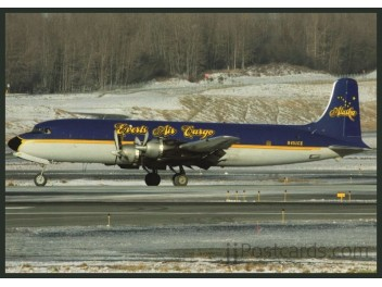 Everts Air Cargo, DC-6