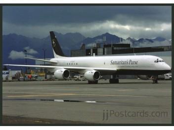 Samaritan's Purse, DC-8