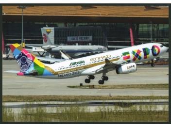 Etihad, A330