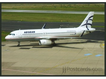 Aegean Airlines, A320