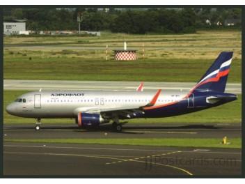 Aeroflot, A320
