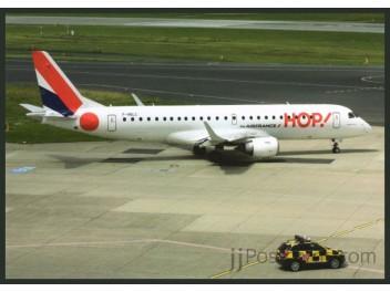 Regional Airl./HOP!, Embraer 190