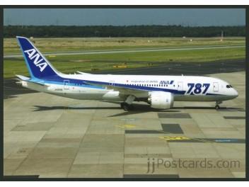 ANA - All Nippon, B.787