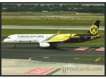 Turkish - THY, A321