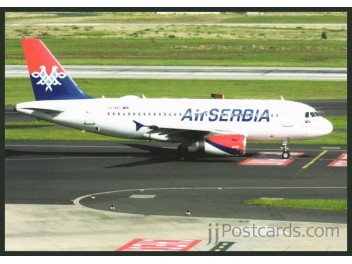 Air Serbia, A319