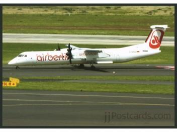 LGW/Air-Berlin, DHC-8