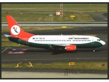 Air Bucharest, B.737