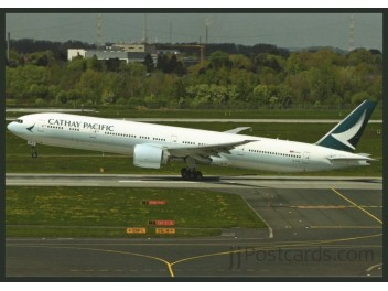Cathay Pacific, B.777