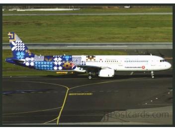 Turkish - THY, A321