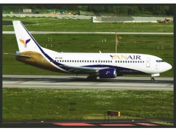 YanAir, B.737
