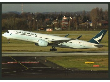 Cathay Pacific, A350