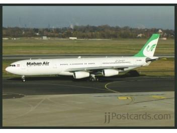 Mahan Air, A340